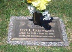 Faye L Cartwright