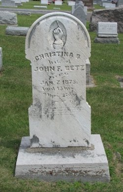 Christina B Betz