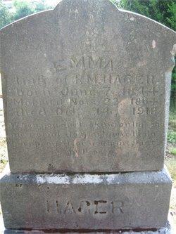 Emma Phebe <i>Porter</i> Hager