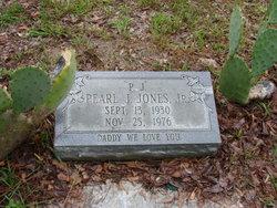 Pearl J P.J. Jones, Jr