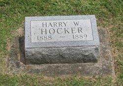 Harry W Hocker