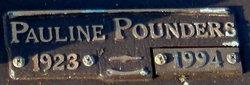 Pauline <i>Pounders</i> Cox