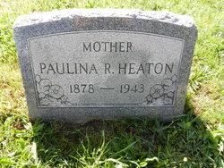 Paulina Rosina Pauline <i>Freck</i> Heaton