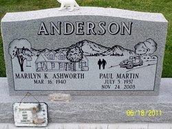 Paul Martin Anderson