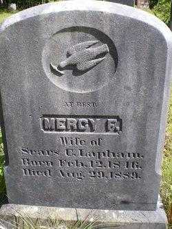 Mercy F. <i>Percival</i> Lapham