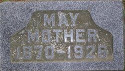 Mary May/Mae <i>Warner</i> Ryder-Batcher