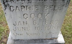 Carrie Bell Cook