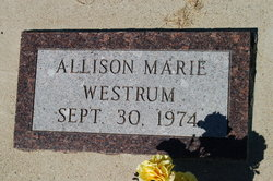 Allison Marie Westrum