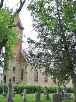 Saint Wenceslaus Catholic Church Cemetery