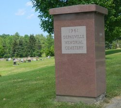 New Depauville Memorial Cemetery