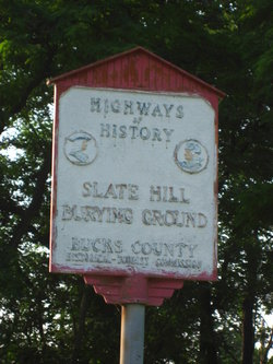 Slate Hill Burial Ground