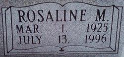 Rosaline M <i>Rehagen</i> Bilyeu