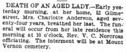 Charlotte Thomas <i>Askew</i> Anderson