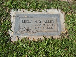 Leola Mae Alley