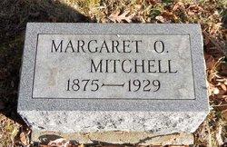 Margaret Olive <i>Burch</i> Mitchell