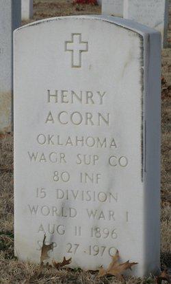 Henry Acorn