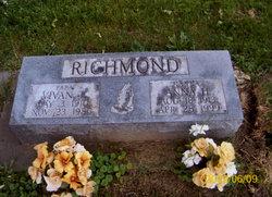 Anna H. <i>Eckberg</i> Richmond