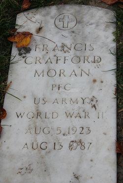 Francis Crafford Moran