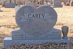 Geneaieve May <i>Harraman</i> Carey