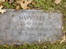Mary Lee Mame Murphy