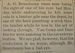 Albert G Beauchamp