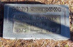 Fanny <i>Deckard</i> Butcher
