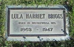 Lula Harriet <i>Teal</i> Briggs