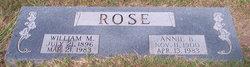 Anabell Bell Annie <i>Turner</i> Rose