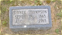 Sidney Elcaney Thompson