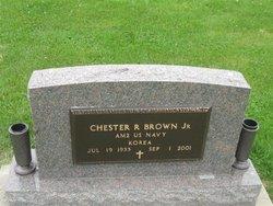 Chester R. Chet Brown, Jr