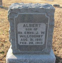 Albert Willoughby