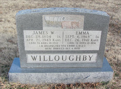 James W. Willoughby