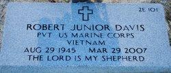 Pvt Robert Junior Davis