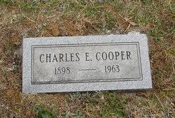 Charles E Cooper