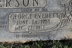 George Everett Andy Anderson