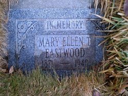 Mary Ellen <i>Thornton</i> Eastwood