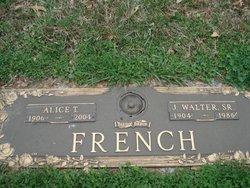 Joseph Walter French