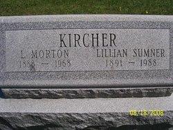 Lillian A. <i>Sumner</i> Kircher