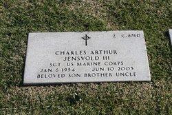Charles Arthur Chuck Jensvold, III