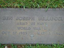 Benny Joseph Ben Bellucci
