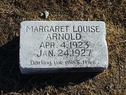 Margaret Louise Arnold
