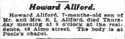 Howard Allford