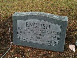 Madelyne Lenora <i>Reeb</i> English
