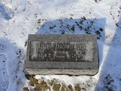 Anne <i>Meade</i> Ake