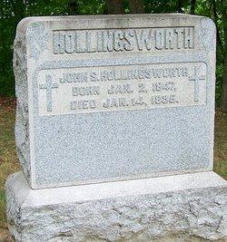 John S Hollingsworth