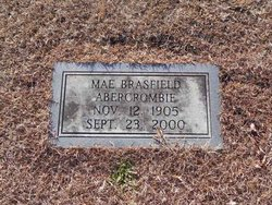 Mae <i>Brasfield</i> Abercrombie