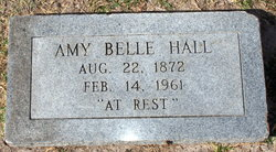 Amy Belle Hall
