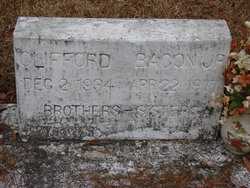 Clifford Bacon, Jr