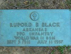 Rupord Bernice Black