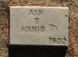 Ann B. <i>Curtis</i> Manis